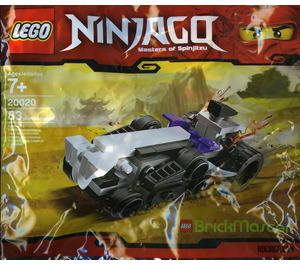 LEGO BrickMaster - Ninjago Set 20020