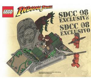 LEGO BrickMaster (SDCC 2008 exclusive) Set COMCON002