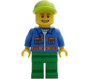 LEGO Bricks and More Minifigure