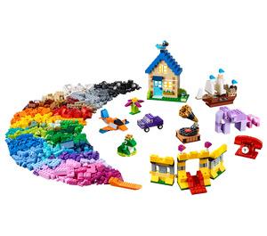 LEGO Bricks Bricks Bricks Set 10717 Packaging