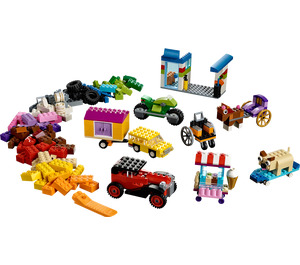 LEGO Bricks on a Roll Set 10715