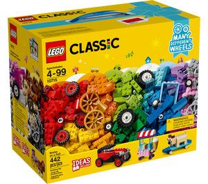 LEGO Bricks on a Roll Set 10715 Packaging