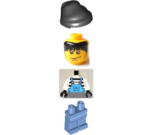 LEGO Brickster Henchman Minifigure