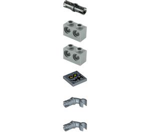 LEGO Brickster Minifigure