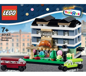 LEGO Bricktober Bakery Set 40143