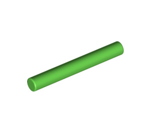 LEGO Bright Green Bar 1 x 3 (3L) (17715)