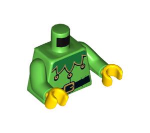 LEGO Bright Green Minifig Torso (76382)
