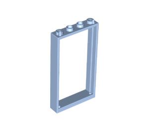 LEGO Bright Light Blue Door Frame 1 x 4 x 6 Single Sided (60596)