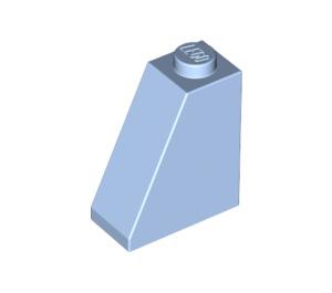 LEGO Bright Light Blue Slope 65° 1 x 2 x 2 (60481)
