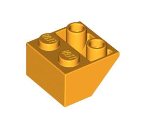 LEGO Bright Light Orange Slope 2 x 2 (45°) Inverted (3660)