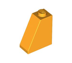 LEGO Bright Light Orange Slope 65° 1 x 2 x 2 (60481)