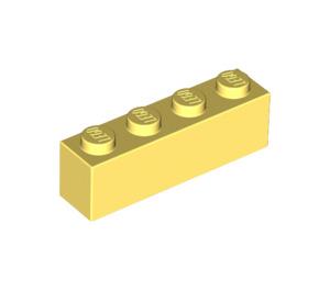 LEGO Bright Light Yellow Brick 1 x 4 (3010)