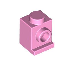 LEGO Bright Pink Brick 1 x 1 with Headlight and No Slot (4070)