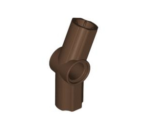 LEGO Brown Angle Connector #3 (157.5º) (32016)