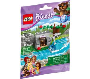 LEGO Brown Bear's River Set 41046 Packaging