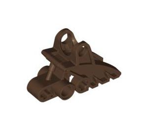 LEGO Brown Bionicle Foot (41668)