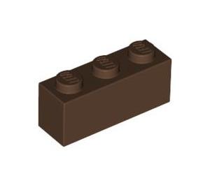 LEGO Brown Brick 1 x 3 (3622)