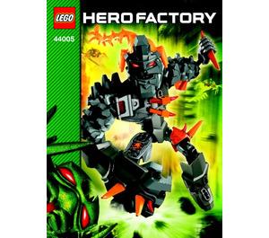 LEGO BRUIZER Set 44005 Instructions