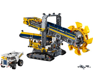 LEGO Bucket Wheel Excavator Set 42055