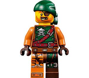 LEGO Bucko Minifigure