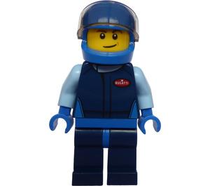LEGO Bugatti Chiron Driver Minifigure