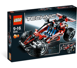 LEGO Buggy Set 8048 Packaging