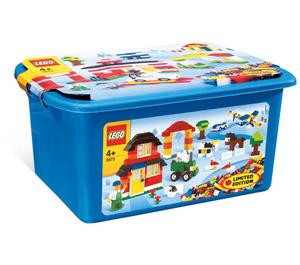 LEGO Build  Set (Blue Tub) 5573-1