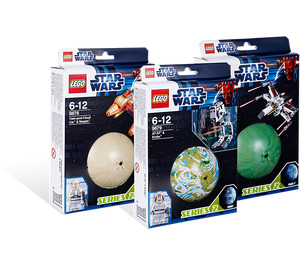LEGO Buildable galaxy collection Set 5001307