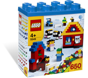 LEGO Building Fun Set 5549 Packaging