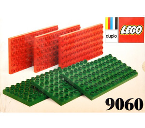 LEGO Building plates Set 9060