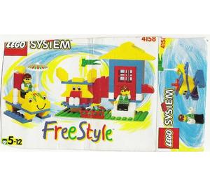 LEGO Building Set 5+ 4158