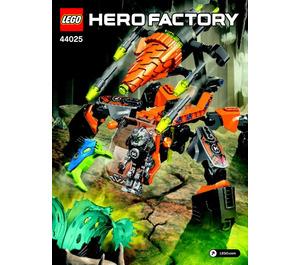LEGO BULK Drill Machine Set 44025 Instructions