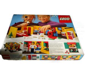 LEGO Bungalow Set 232-1 Packaging