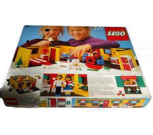 LEGO Bungalow Set 232 Packaging