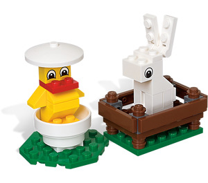 LEGO Bunny and Chick Set 40031