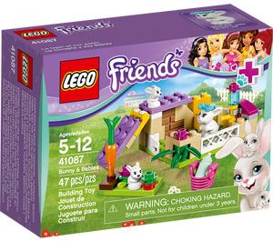 LEGO Bunny & Babies Set 41087 Packaging