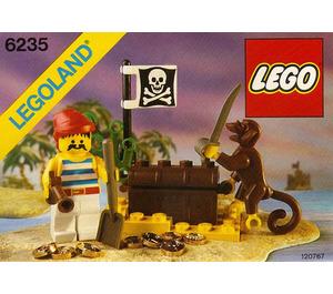 LEGO Buried Treasure Set 6235