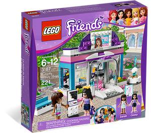 LEGO Butterfly Beauty Shop Set 3187 Packaging