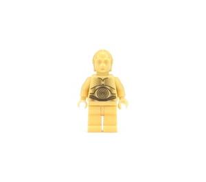 LEGO C-3PO in Pearl Light Gold Minifigure