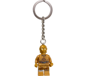 LEGO C 3PO Key Chain (853471)
