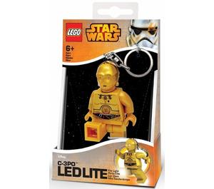 LEGO C-3PO Key Chain LED Light