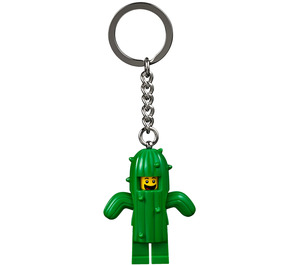 LEGO Cactus Boy Key Chain (853904)
