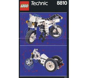 LEGO Cafe Racer Set 8810