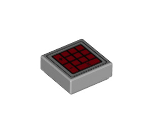 LEGO Calculator Tile 1 x 1 with Groove (3070 / 29310)