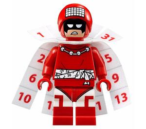 LEGO Calendar Man - from LEGO Batman Movie Minifigure