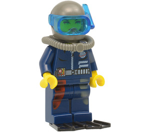 LEGO Cam from Wing Diver Minifigure