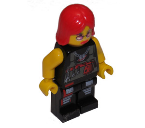 LEGO Cam Minifigure
