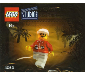 LEGO Cameraman 2 Set 4063