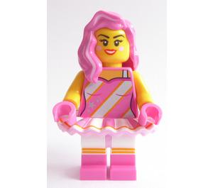 LEGO Candy Rapper Minifigure