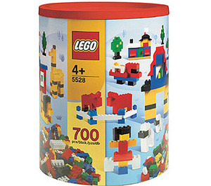 LEGO Canister Red Set 5528